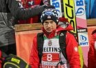 Polacy zawiedzeni po starcie Turnieju Czterech Skoczni