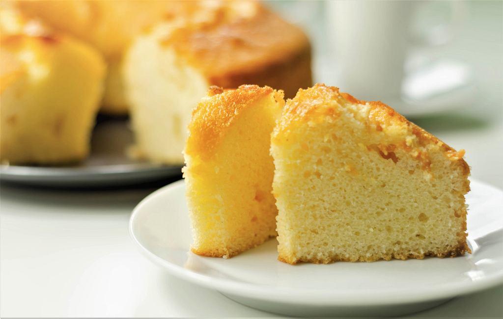 Jogurtowe ciasto