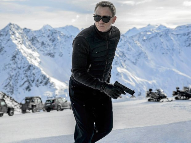 Daniel Craig stars as James Bond in Metro-Goldwyn-Mayer Pictures/Columbia Pictures/EON Productions' action adventure SPECTRE. SLOWA KLUCZOWE: _L3A4653 (original)