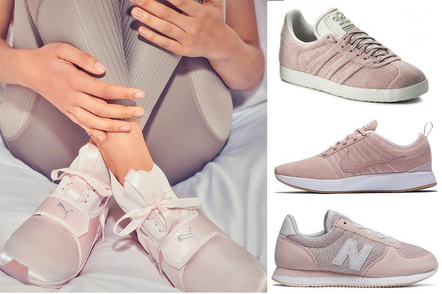 Uniwersalne buty sportowe damskie Sport