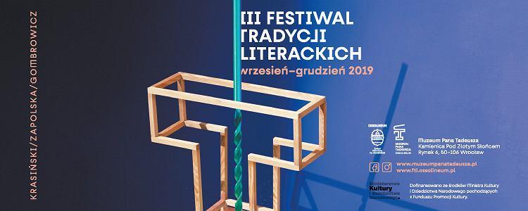 III Festiwal Tradycji Literackich