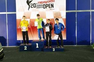Taekwondo. Szakal i Białe Tygrysy z sukcesami w Croatia Open