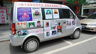 Xiao Chaohua od lat poszukuje syna, podobnie jak inni chińscy rodzice szukają swoich porwanych dzieci