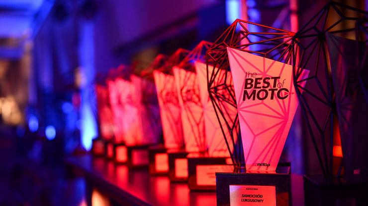 Wielki finał The Best of Moto 2020. Jury i czytelnicy wybrali najlepsze samochody roku