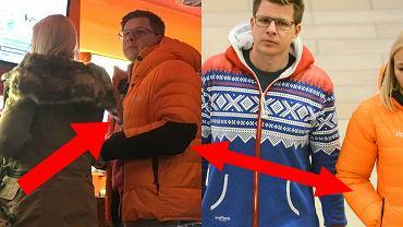 Filip Chajzer i Małgorzata Walczak wybrali się do kina. Jak wyglądali? Zwróćcie uwagę koniecznie na bluzę dziennikarza. Zdradza jego wielką pasję.