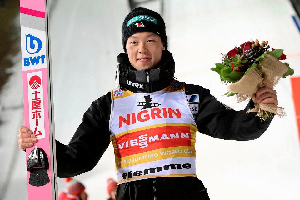Ryoyu Kobayashi wygrał Puchar Świata w Willingen.
