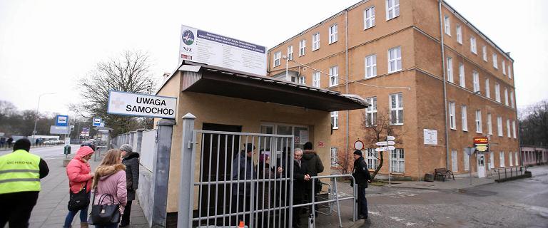 W Szpitalu MSWiA w Szczecinie wprowadzono rygor sanitarny z powodu odry