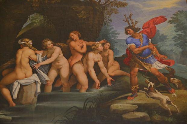 Galeria Borghese - Rzym