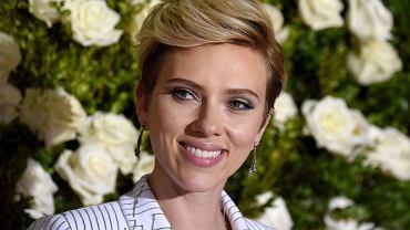 Scarlett Johansson w 2017 roku