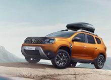 Dacia Duster - rynkowy bestseller kosztuje niewiele ponad 40 tys. zł