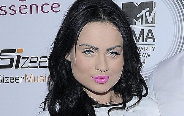Ewelina Kubiak, Warsaw Shore MTV EMA PRE PARTY 2014