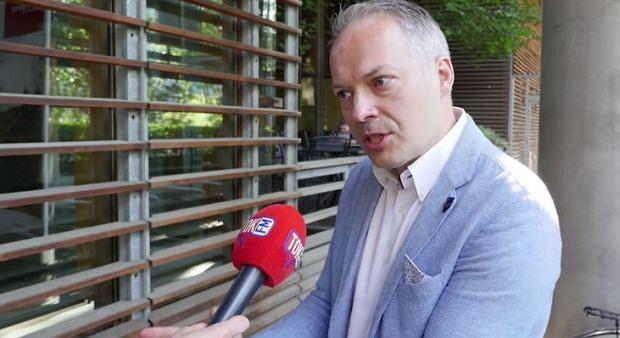 Poseł Jacek Żalek
