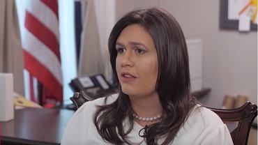 Rzeczniczka Białego Domu udzieliła wywiadu telewizji CBN News