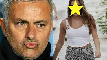 Jose Mourinho, córka
