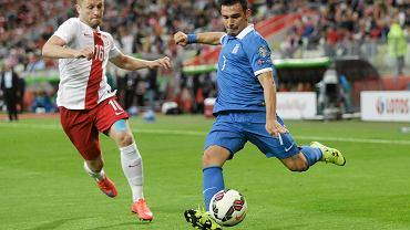 Polska - Grecja 0:0 na PGE Arenie Gdańsk. Jakub Błaszczykowski