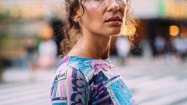 Moda z Nowego Jorku - street style