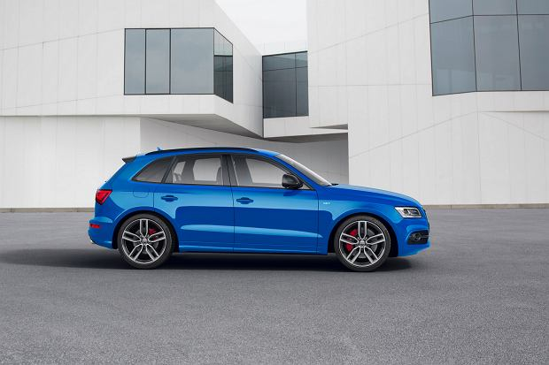 Audi Q5   Milionowy egzemplarz w europejskiej fabryce