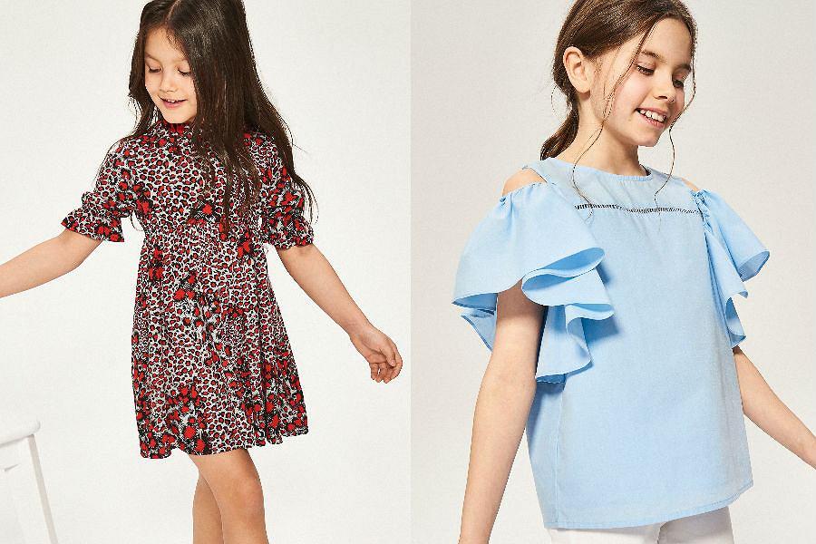 5b4cceb5 Modne ubrania dla dziewczynek w wieku 10 lat. Da się markowo i tanio