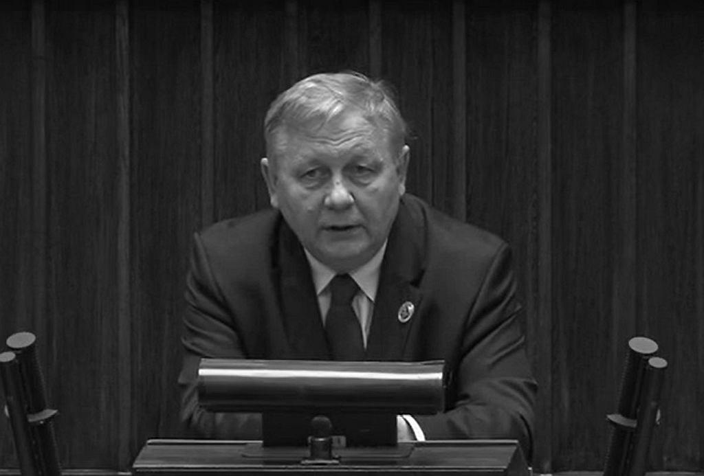 Były parlamentarzysta PiS Jan Kilian nie żyje