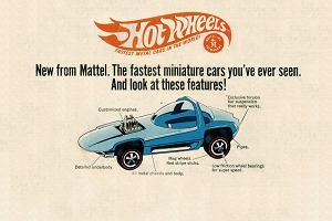 50 lat Hot Wheels - pół wieku motoryzacji dla najmłodszych
