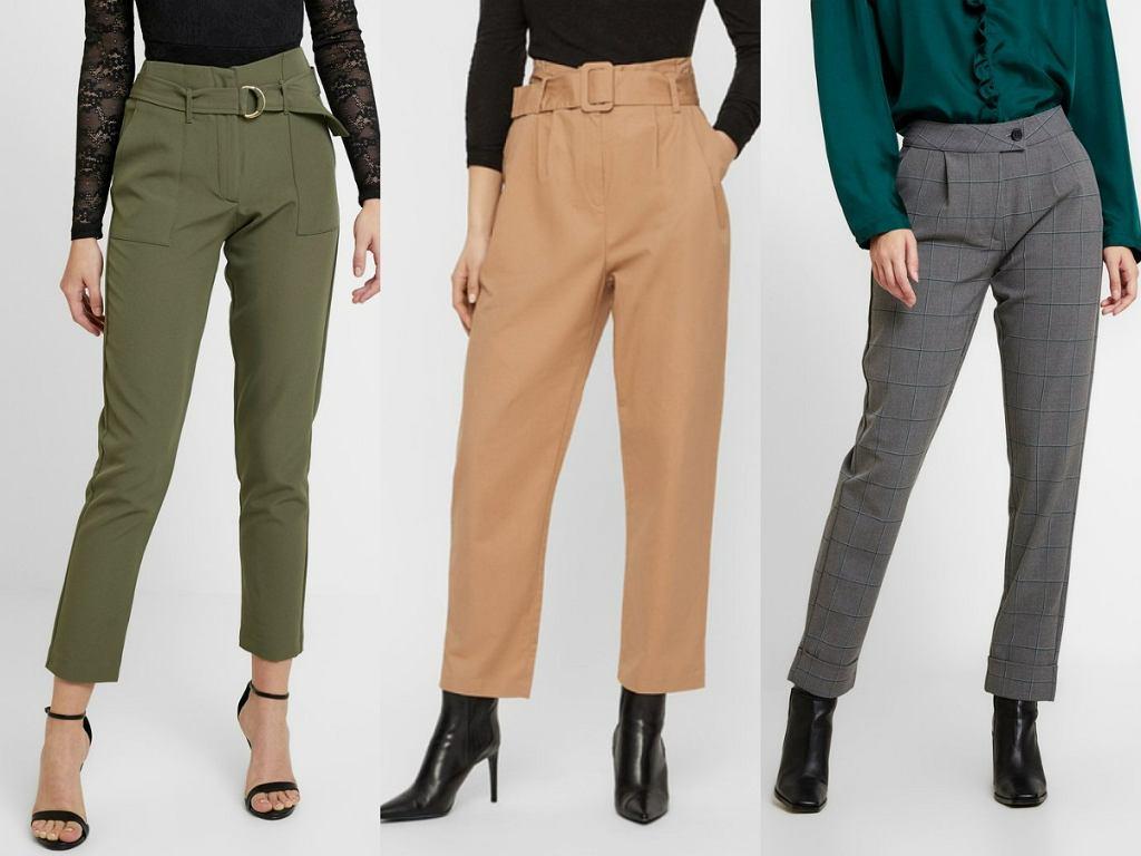 Spodnie dla pań po 50-tce