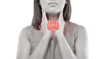 Nadczynność tarczycy najczęściej leczona jest farmakologicznie