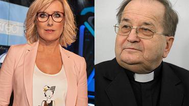Agata Młynarska, Tadeusz Rydzyk
