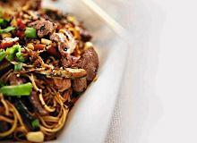 Wołowina z chilli i sosem ostrygowym - ugotuj