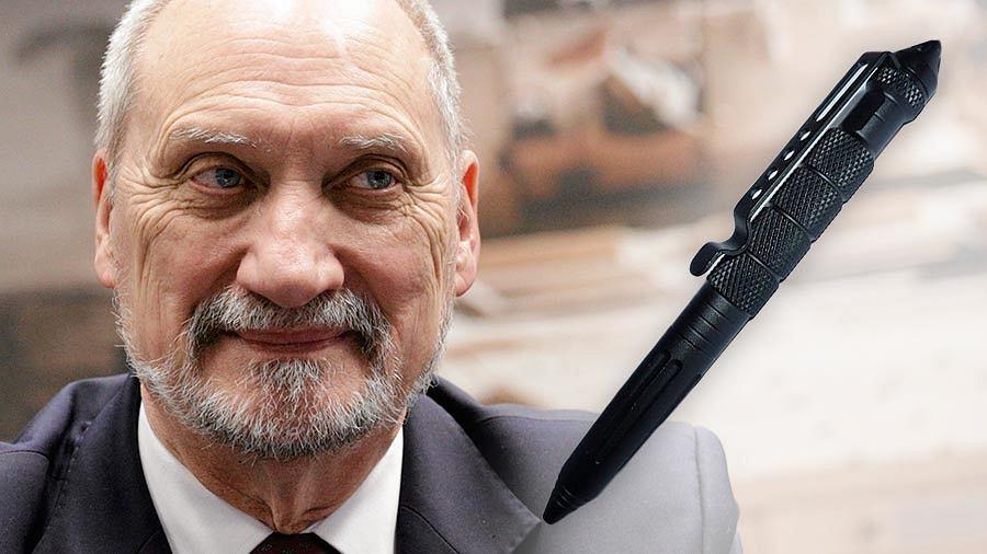 MON zamawia długopisy taktyczne (zdjęcie ilustracyjne)