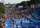 Maraton w Berlinie - trzech gigantów w jednym biegu