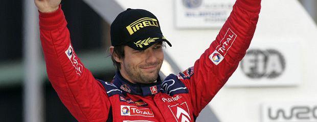 Sebastien Loeb | Wspomnienia dziewięciokrotnego Mistrza Świata