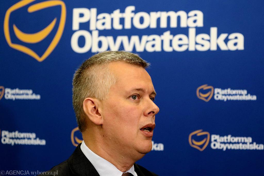 Tomasz Siemoniak o 500 plus: Biorę i będę brał