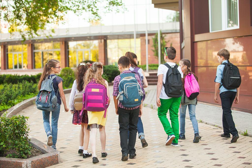 Szkoła, zdjęcie ilustracyjne
