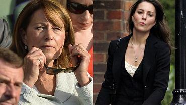 Carole Middleton, księżna Kate
