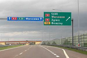Tiry zapłacą na autostradzie A2. A samochody osobowe?