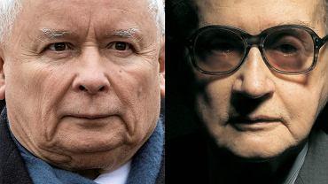 Jarosław Kaczyński / Wojciech Jaruzelski