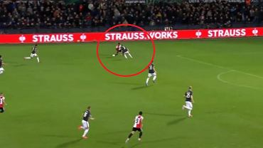 Puchacz zawinił przy golu dla Feyenoordu. Piszczek: Przegrał walkę o pozycję