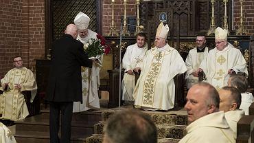 27 lat diecezji toruńskiej -  w katedrze św. Janów odprawiona została msza św. pod przewodnictwem nuncjusza apostolskiego w Polsce abpa Salvatora Pennacchiego