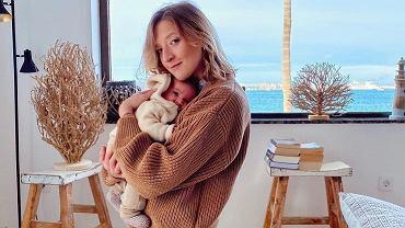 Lara Gessler pokazała urocze zdjęcie córki