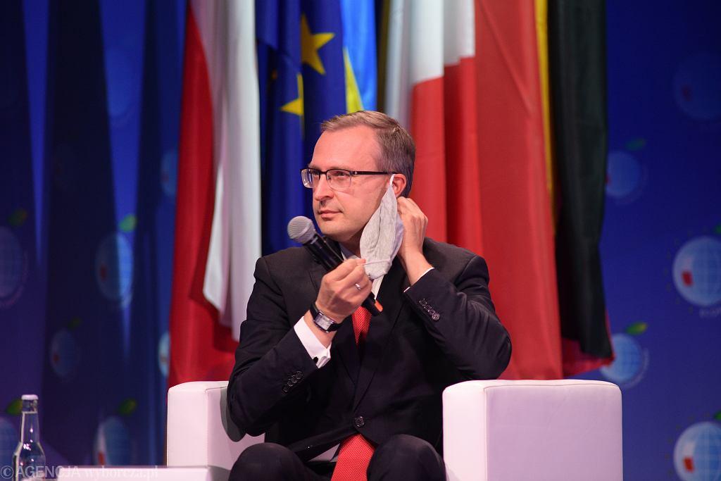 Paweł Borys, szef Polskiego Funduszu Rozwoju (PFR)