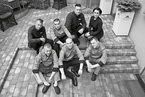 Poszukiwacz. Krzysztof Bielawski - szef kuchni restauracji Meluzyna - i jego dania