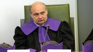 Sędzia Izby Dyscyplinarnej SN Adam Tomczyński