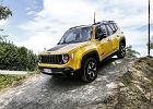 Jeep Renegade PHEV trafi do Europy już w 2020 r.