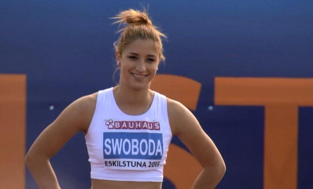 Ewa Swoboda to obecnie najszybsza, polska sprinterka młodego pokolenia.