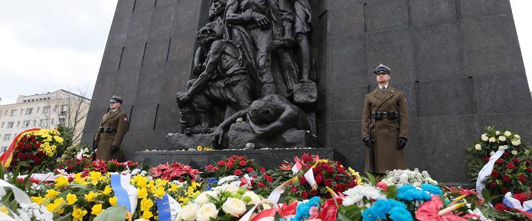 Dziś 76. rocznica wybuchu powstania w getcie warszawskim