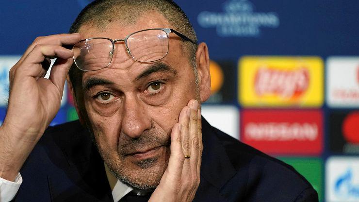 Oficjalnie: Maurizio Sarri ma nowy klub! Były trener Napoli, Chelsea i Juventusu wraca do pracy