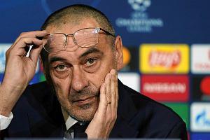"""Juventus bezskutecznie walczył z trenerem. """"Gdy idziesz do jego biura, to tylko przed prysznicem"""""""