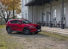 Opinie Moto.pl: Mazda CX-5 2.5 194 KM SkyPassion - sposób na święty spokój
