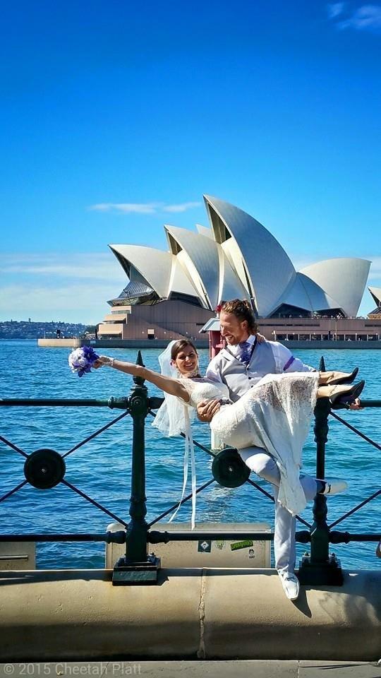 Ślub w Australii