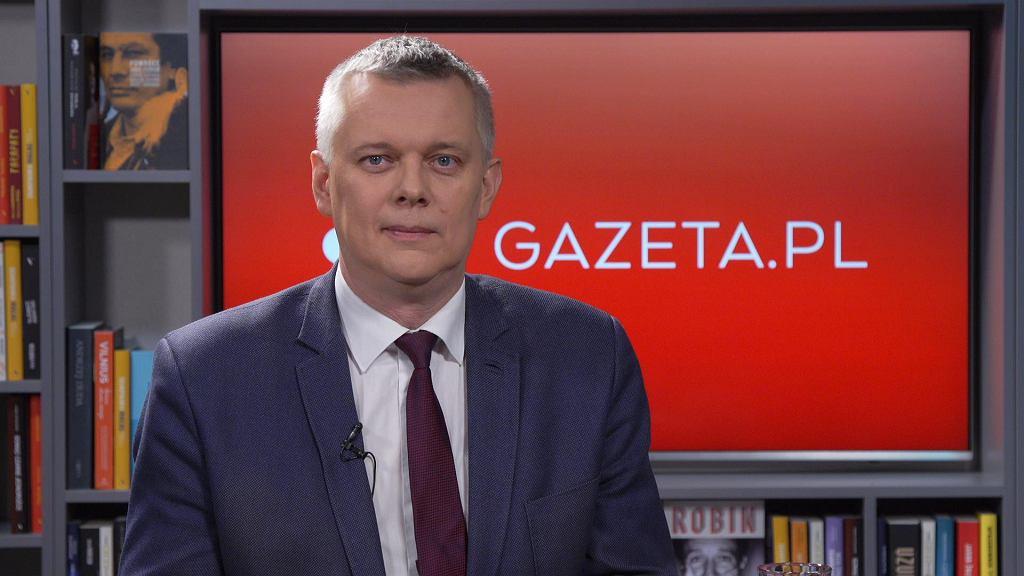 Tomasz Siemoniak gościem Porannej rozmowy Gazeta.pl
